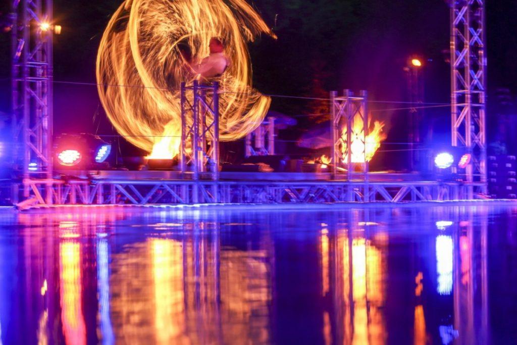 Feuershow Fürthermare