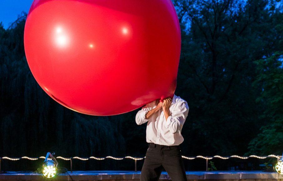 Ballon Comedyshow