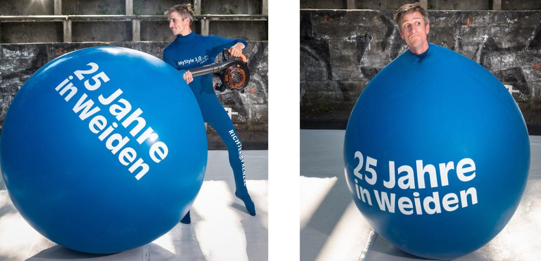Ballon Custom Show